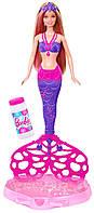 Barbie Кукла Русалка Сказочные пузыри Барби
