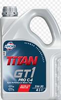 Синтетическое моторное масло TITAN(титан) GT1 PRO C-4 SAE 5W-30 4л.