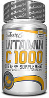 BioTech USA Vitamin C 1000 - 100 таб
