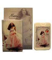 Компактные духи в стильном чехле для женщин Nina Ricci Nina