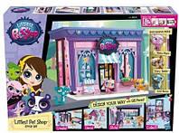 Hasbro Littlest Pet Shop Стильный зоомагазин