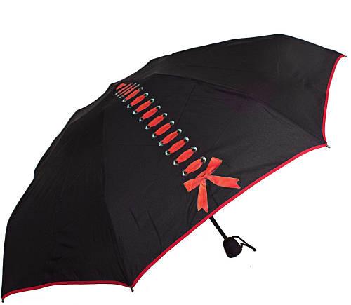 Оригинальный женкий зонт компактный автомат NEX (НЕКС), Z34921-1 Антиветер!