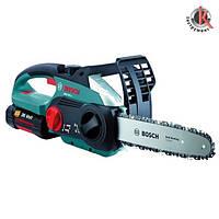 Аккумуляторная цепная пила Bosch AKE 30 LI, Бош (0600837100)