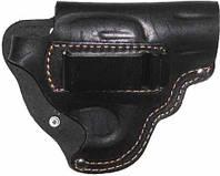 Кобура  поясная  для револьвера Safari РФ 420 кожа + скоба