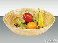Ваза для фруктов KESPER 25х8 см (63025)