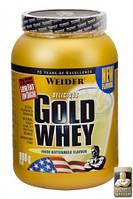Сывороточные протеины Weider Gold Whey 908g