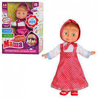 Интерактивная кукла ММ 4615 Маша сенсорная. 800 фраз.
