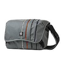 Вместительная сумка для зеркального фотоаппарата Crumpler Jackpack 7500 (dull black/dk.mouse grey), JP7500-004