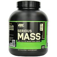 Serious Mass Optimum Nutrition, 2.7 кг