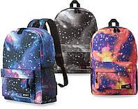 3 цвета школьный рюкзак с принтом ANDREKA