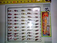 Мормышки для зимней рыбалки паянная