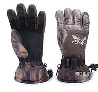 Лыжные зимние теплые перчатки Scott женские