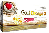 Gold Omega-3 65% Olimp Labs, 60 капсул