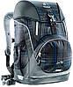 Школьный рюкзак премиум класса для мальчика DEUTER OneTwo 3830015 7309 черный