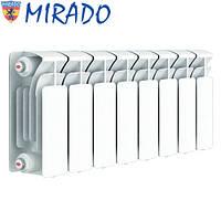 Радиатор биметаллический для отопления 80х300 (Mirado)