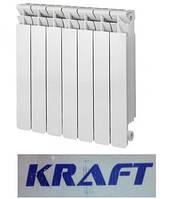 Радиатор биметаллический для отопления 80х500 (Kraft)