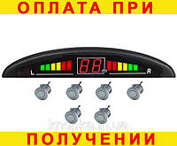 Парктроник (парковочная система) 6 датчиков чёрный