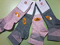 Женские спортивные носки (меланж) ТМ MISYURENKO (Рубежное)