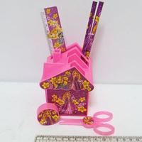 Детский настольный набор Принцесса 6 предметов, JO 9159-4