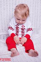 Комплект для мальчика в украинском стиле