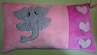 Детская подушка игрушка Слоник