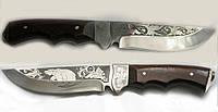 "Охотничий нож ""Медведь"" сталь 40х13"