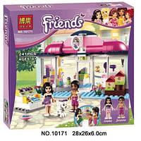 Конструктор Bela аналог LEGO Friends 241 деталей 10171