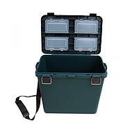 Ящик для зимней рыбалки Helios (тонар) односекционный