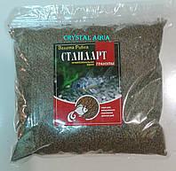 Корм Стандарт, для ежедневного кормления донных рыб, пакет 1 кг
