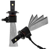 Светодиодная автолампа головного света Foton Led Headlight H7 33,6W холодный свет