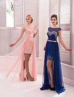 """Вечернее платье """"34"""" для выпускных вечеров и свидетельниц (цвета - в ассортименте)"""