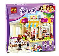 """Конструктор Bela Friends 10165  """"Центральная кондитерская"""" (аналог LEGO Friends 41006)"""