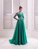 """Вечернее платье """"37"""" для выпускных вечеров и свидетельниц (цвета - в ассортименте)"""