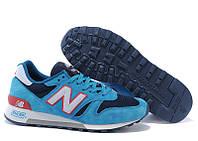 Мужские кросовки New Balance Blue/White/Red