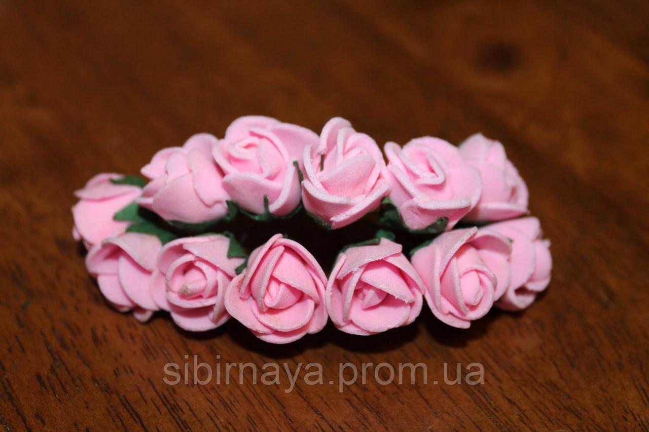 Розы из латекса 2 фотография