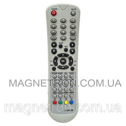 Пульт ДУ для телевизора Supra S-24L20, фото 2