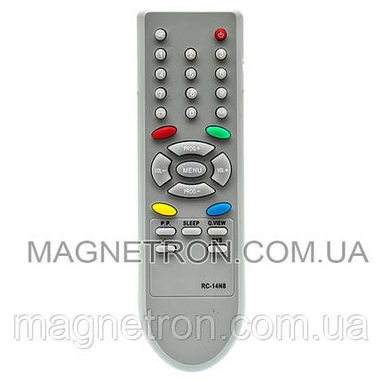 Пульт ДУ для телевизора Supra 14N8, фото 2