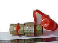 Муфта разрывная М16х1.5 (М22х1.5) пневмошлангов прицепа КАМАЗ, MERCEDES, MAN пр-во Китай
