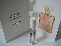 Chanel Coco Mademoiselle - парфюмированная вода (Оригинал) 2ml (пробник)