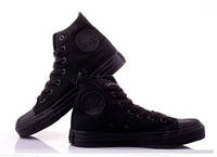 Кеды Converse High Black