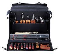 Инструмент для электроники и точной механики, Набор инструментов электрика, 28 шт., Bahco, 3049-2