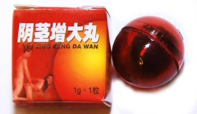 Brown მძივები გაღრმავებას potency