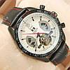 Элегантные наручные часы Tag Heuer Tourbillon Calibre17 Black/White 2104