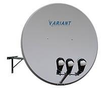 Антенна на три спутника стандарт 1