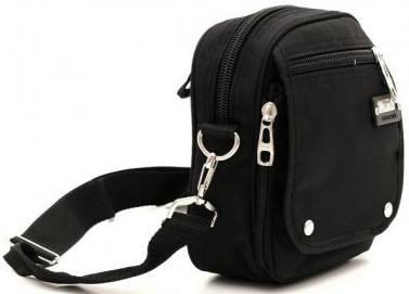 Компактная сумка через плече Wallaby 3165, черный