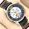 Яркие наручные часы Tag Heuer Microtimer Black Yellow 1021-0041