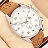 Элегантные наручные часы TAG Heuer Carrera 1887 SpaceX Mechanic Silver/White CL 1021-0042