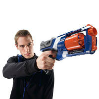 Бластер НЕРФ Элит Стронгарм , NERF N-Strike Elite Strongarm