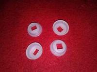 Уплотнительное кольцо на шнек для мясорубки Эльво