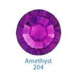 Стразы Swarovski цветные Amethyst SS5, 100 шт